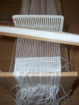 Box weaving with linen